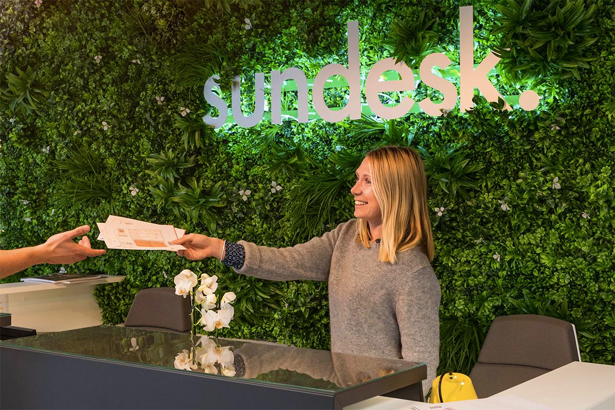 Domicilier son entreprise chez Sundesk en 4 étapes