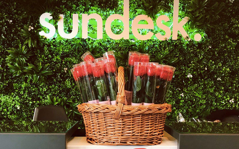 Sundesk Article St Valentin