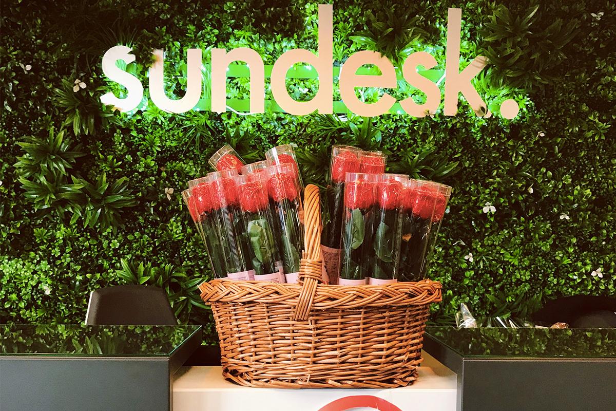 5 raisons de tomber amoureux de Sundesk !