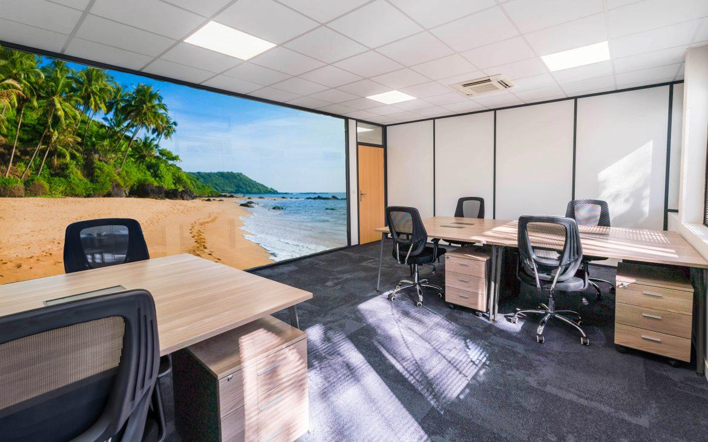 Sundesk - Article vacances au bureau