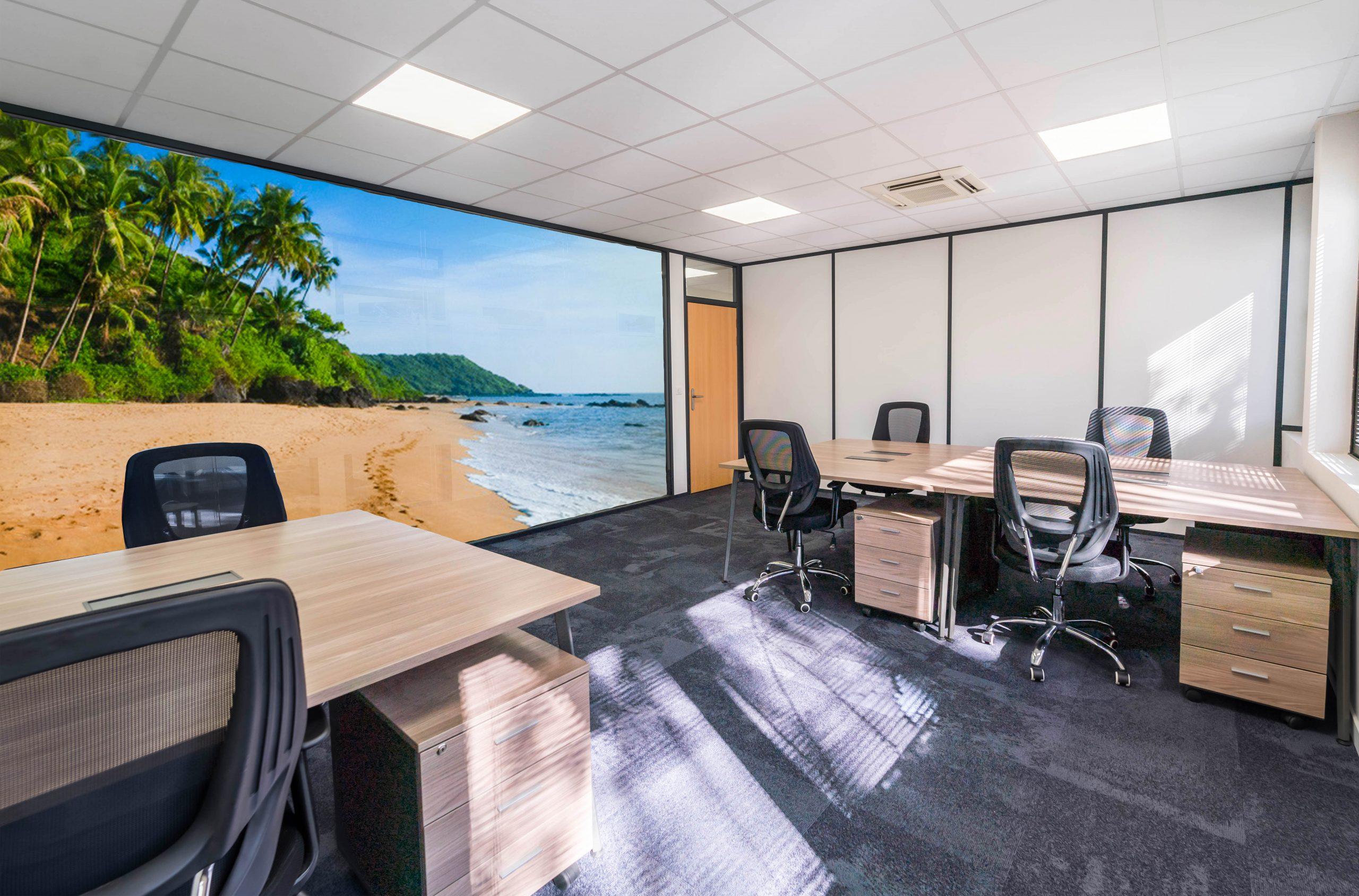 L'été au bureau, bonne ou mauvaise idée ?