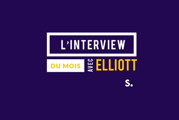 Sundesk - L'interview du mois Elliott